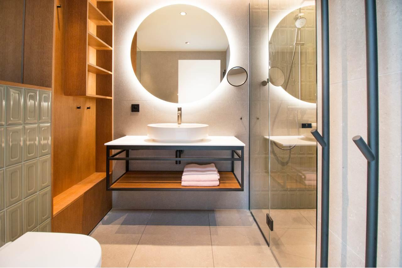 Designer Modular Bathrooms for Spa Hotels